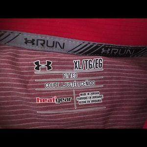 Under Armour Heat Gear 1/4 zip long sleeve
